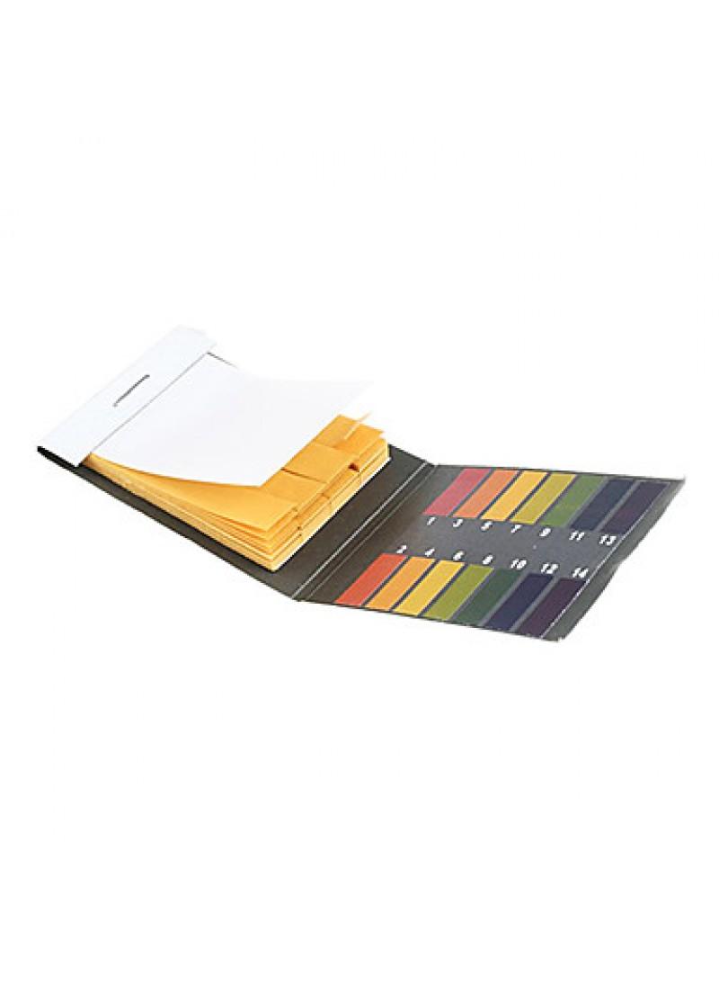 400 Litmus Paper Test Strips Alkaline Acid pH Indi...