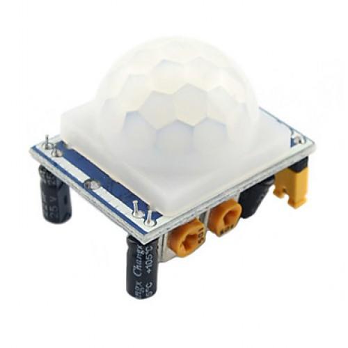 Human Body Infrared Sensor Module