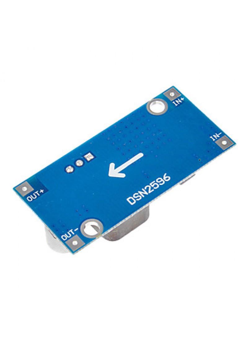 Ultra-Small Lm2596 Power Supply Module Dc / Dc Buck 3A Adjustable Buck Module Regulator Ultra Lm2596S 24V Switch 12V 5V 3V