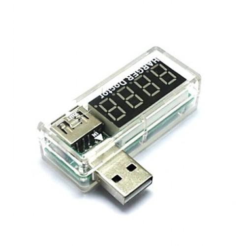 USB Charging Current / Voltage Tester Detector USB...
