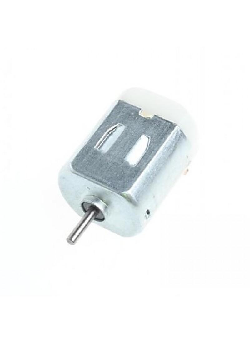 130 Miniature DC Motors Small Motor Small Four-Wheel Motor (5PCS)