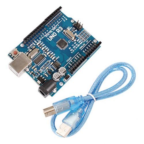 Improved Version UNO R3 ATMEGA328P Board for Ardui...