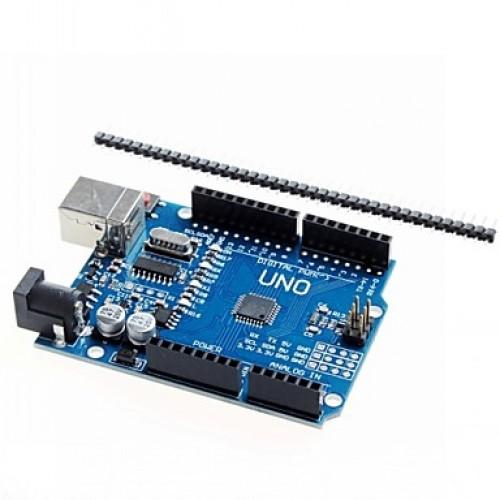 UNO R3 Microcontroller Development Board Enhanced ...