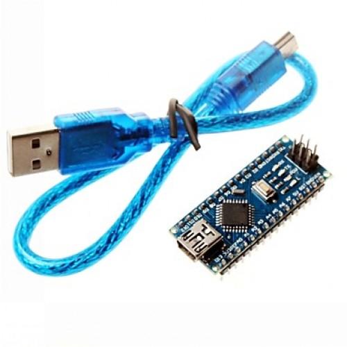 3.0 Atmel Atmega328P Mini-USB Board w/ USB Cable f...