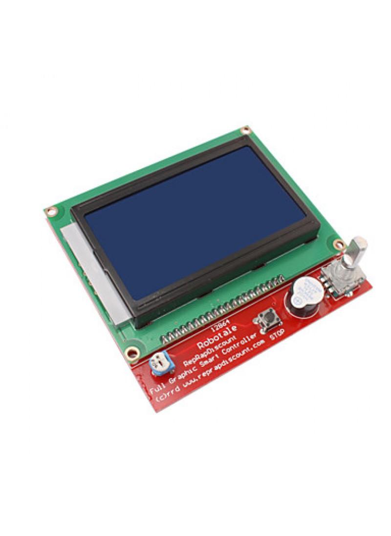 3D Printer Controller RAMPS 1.4 + Mega2560 R3 + 5 x A4988 + LCD12864 Controller Board for 3D Printer