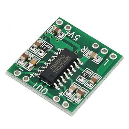 PAM8403 Super Mini Digital Amplifier Board 2 * 3W ...
